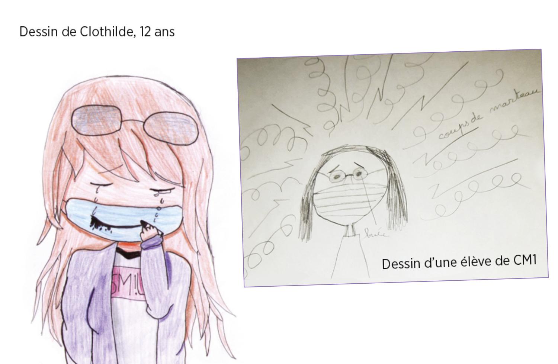 L'enfant s'adapte aux masques ?