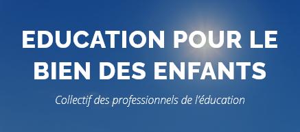collectif des professionnels de l'éducation